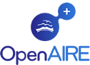 OpenAire Mainpage